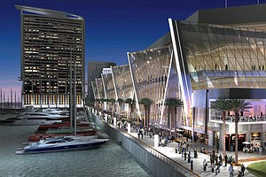 Cushman Says Time is Right For Convention Center Expansion