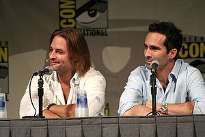 Tease photo for Lost: Comic-Con Panel