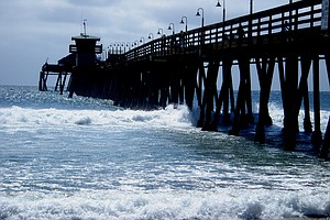 Researchers Study Ocean Pollution Off Imperial Beach