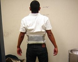 Teens Used To Smuggle Drugs Across Border