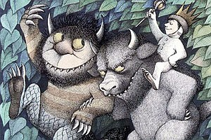 Tease photo for Trailer Tuesday: Where The Wild Things Are