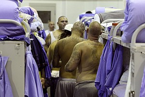 Prison Crisis:  Overcrowded And Unconstitutional