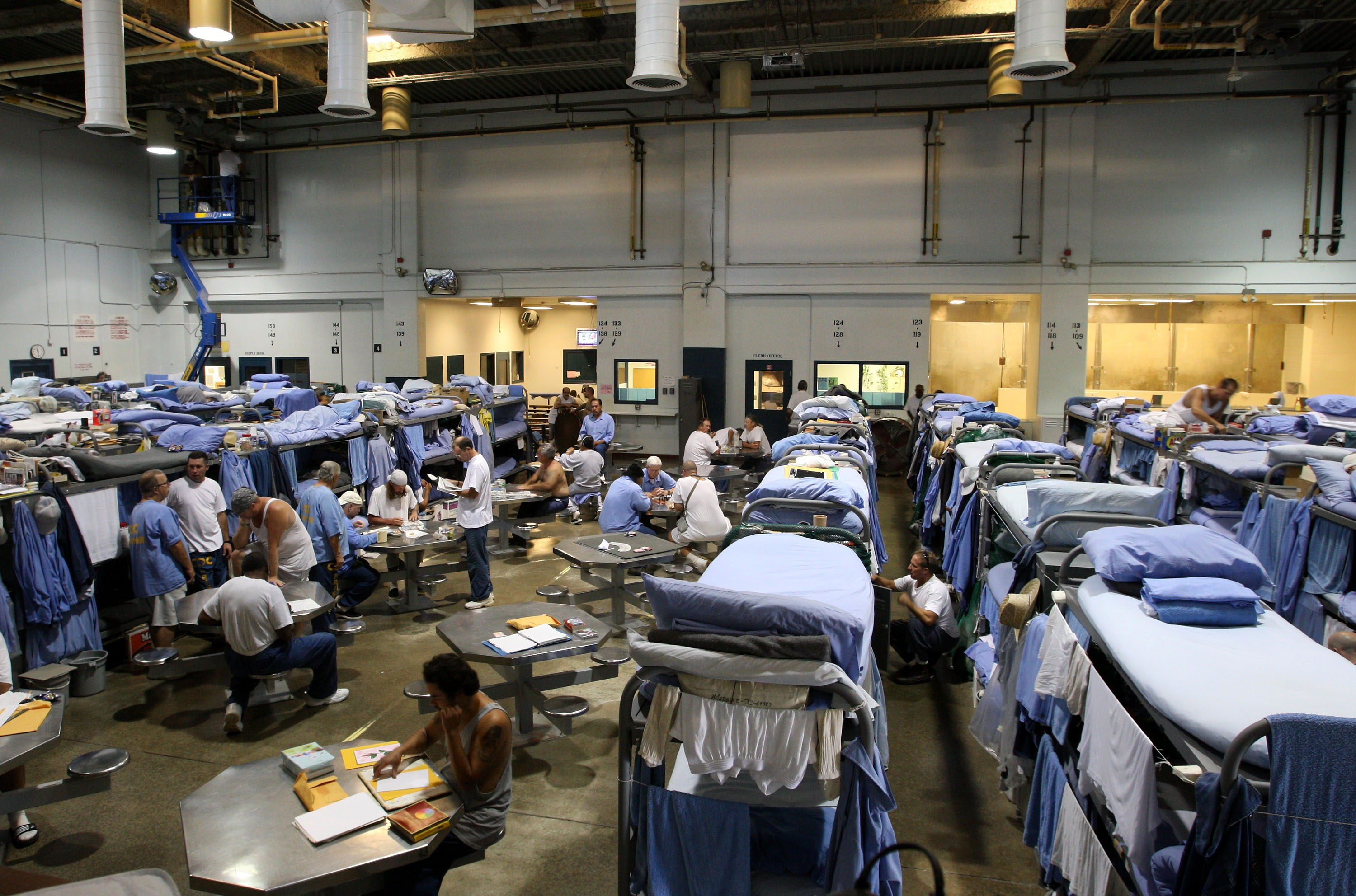 15 Years After Three Strikes Law Calif Prisons Packed