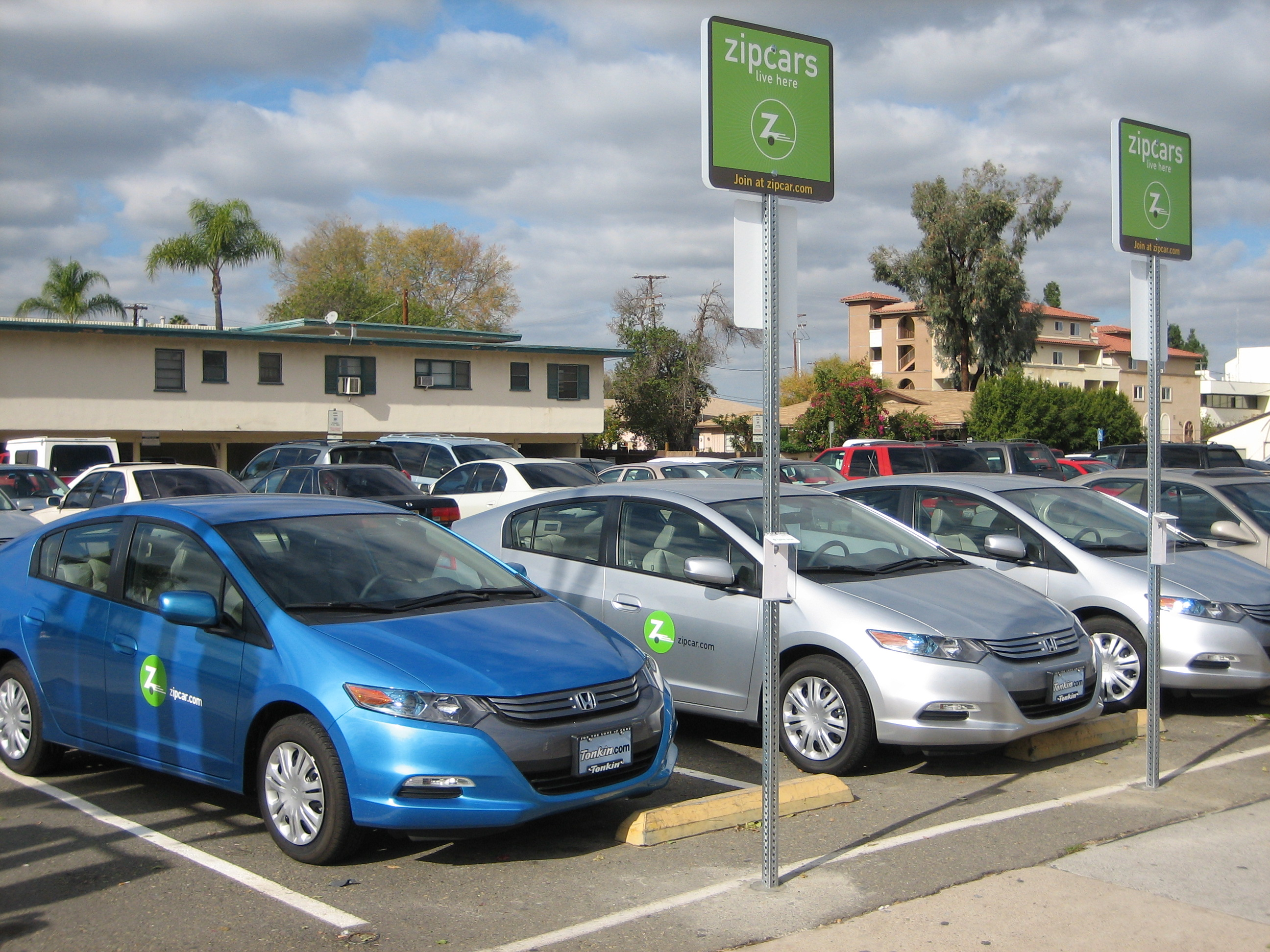 zipcar rental program comes to san diego state university kpbs