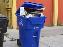 Recycling Now Mandatory For Everyone In San Diego