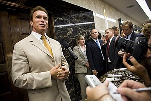Tease photo for Analyst: Schwarzenegger's Budget Overly Optimistic