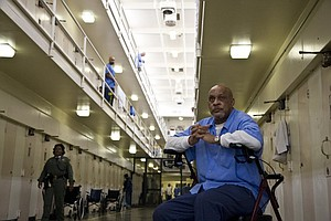 Tease photo for Health Care Costs Rising As Calif. Prison Population Ages