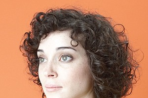 New St. Vincent Video In Feminist Bookstore With ThunderAnt