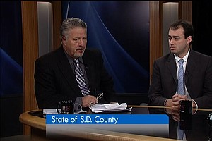 Tease photo for State Of S.D. County