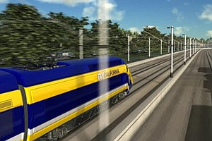 How Long Will It Take To Bring High Speed Rail to Califor...