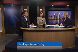 Earthquake Recovery On Both Sides Of The Border