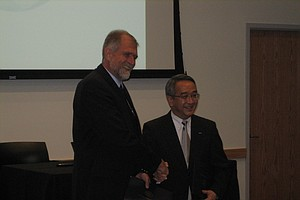 Tease photo for UCSD And Sanyo Sign Energy Research Agreement