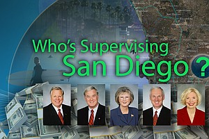 Tease photo for Who's Supervising San Diego?