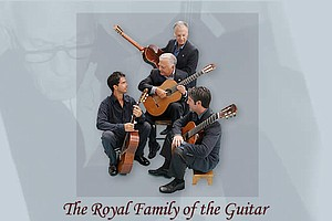 Spanish Classical Guitarists The Romeros Perform