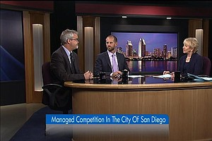 Managed Competition In The City Of San Diego
