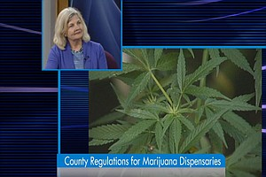 County Sets Rules For Medical Marijuana Shops
