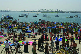 Police, Lifeguards Want to End Mission Bay