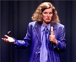 Tease photo for Events: Paula Poundstone And Biking Through Tijuana