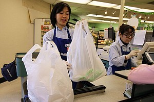 Tease photo for Politics, Money Doomed Calif. Plastic Bag Bill