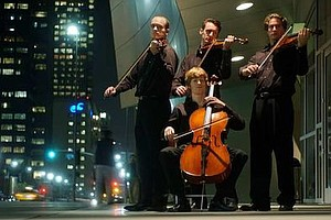 Tease photo for Calder Quartet Performs At Carlsbad Music Festival