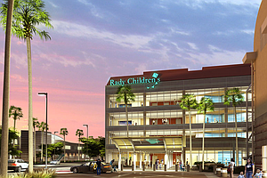 Tease photo for Expansion Makes Rady The Largest Children's Hospital In California