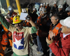 Chile Exults As Miners Lifted To Freedom