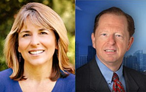 Tease photo for San Diego's 6th District Race Attracts Dollars
