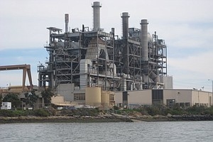 South Bay Power Plant Removal Expected In 2012