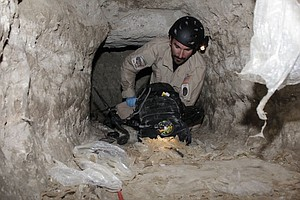 US And Mexican Authorities Find Tunnel, Seize 30 Tons Of ...