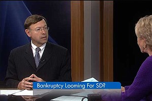 Bankruptcy Looming For SD?