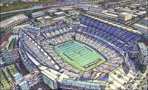 San Diego Would Feel Little Financial Pain If Chargers