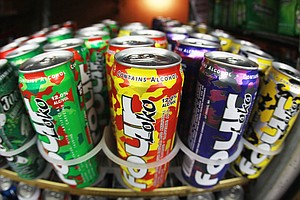 Tease photo for Alcoholic Energy Drinks Under FDA Scrutiny