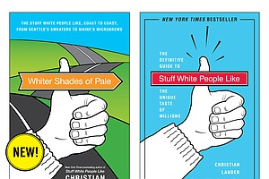 New Book Strikes A Chord Making Fun Of White People