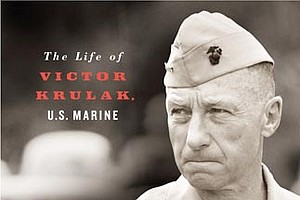 Tease photo for Brute Krulak:  The Most Important Marine