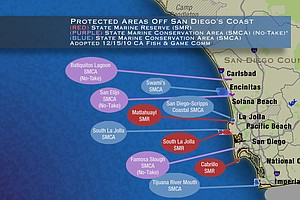 Tease photo for Increased Protections For San Diego Coastal Waters