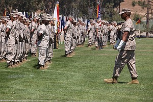 Tease photo for Marine Commander At Camp Pendleton Ready To Adapt To Repeal Of DADT Policy