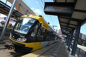 Tease photo for Light Rail Transforming Cities, Guiding Development