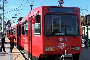No Free All-Night Trolley Rides Provided This New Year's Eve
