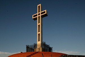 Tease photo for SD Congressmen Urge Action To Protect Mount Soledad Cross