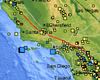 Offshore Quakes Rattle Southern California