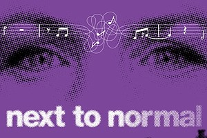 Tease photo for Events: 'Next to Normal' 'Waving Goodbye' And More