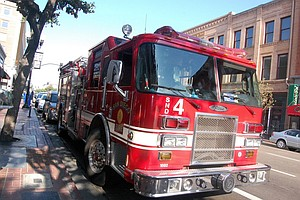Study Finds SD Needs More Fire Stations To Reach Acceptab...