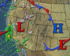 Tease photo for Strong Pacific Storm To Pound San Diego