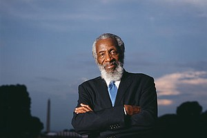 Comedian-Activist Dick Gregory Is Still Speaking His Truth