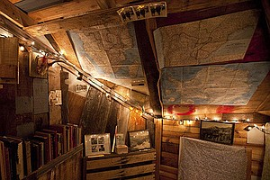 Artist Wes Bruce's Fort Comes To Film