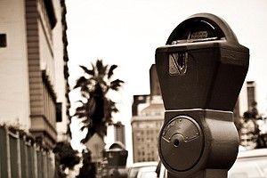 Tease photo for Change On The Way For S.D. Parking Meters