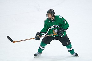 Tease photo for Following Frozen Four
