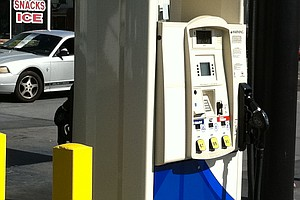 Gas Price Accelerates Past $4 Barrier