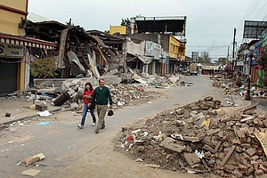 Analysis: Aftermath of Mexicali Earthquake