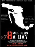 "Tease photo for ""8 Murders a Day"" Documents Tragic Violence In Juarez, Mexico"